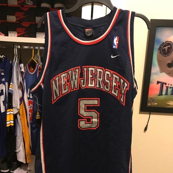 bfddc15c597f Vintage Jason Kidd New Jersey Nets Jersey. M 5b82ef7abf7729228e177acc